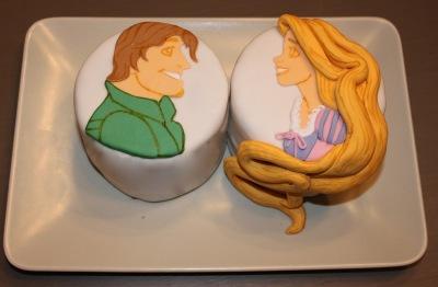tarta fondant,pasta de azucar, tartas personalizadas, Disney, Rapunzel, Flynn Ryder, superheroes, dibujos animados, cumpleaños, infantil, sorpresa niños